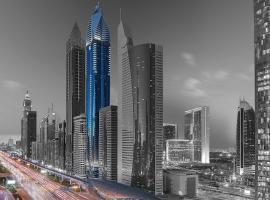 Хотел снимка: Rose Rayhaan by Rotana - Dubai