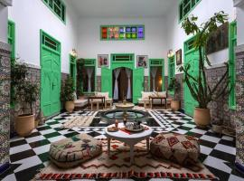 Hotel photo: Riad Rose Meryam