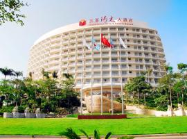 A picture of the hotel: Grand Soluxe Hotel & Resort, Sanya
