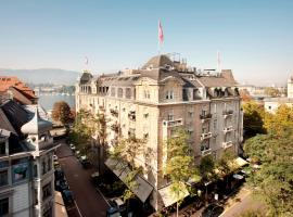 A picture of the hotel: Romantik Hotel Europe