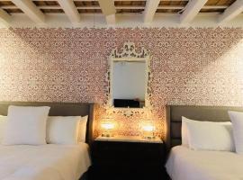Hotel Photo: El Palecete de San Jose - Enchanting Villa - Suite #3, 2 King, Sitting Area, 1 bath, Pool