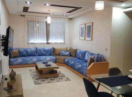 ホテル写真: appartement meublé