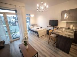 Hotel kuvat: Sasadpark's new apartment in the west part of Buda