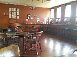 Hotel photo: The Harare Club