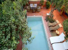 Hotel photo: Riad Les Cigognes