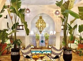 Hotel photo: Riad Chafia