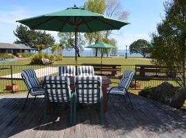 Hotel fotoğraf: Cedarwood Lakeside Motel & Conference Venue