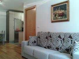 Hotel photo: Apartamento Rural Arluzepe