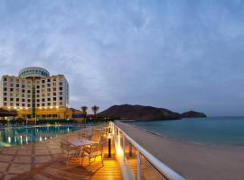 A picture of the hotel: Oceanic Khorfakkan Resort & Spa
