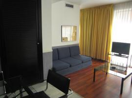 Hotel Foto: Apartamentos Descartes