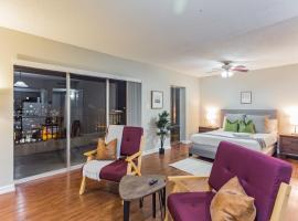 Hotel photo: Beautiful Studio in Downtown Memphis + River Views