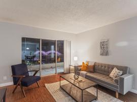 Hotel photo: Modern Flat in Downtown Memphis + Walk Score 85