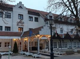 Hotel near Ungarn