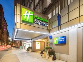 Hotel photo: Holiday Inn Express Philadelphia-Midtown