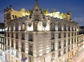 Hotel photo: Hampton Inn & Suites Mexico City - Centro Historico