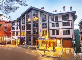 Hotel Photo: Pamporovo Central Apartments