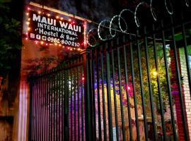 Hotel foto: Maui Waui International Hostel Asuncion