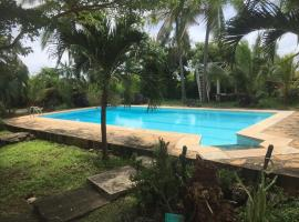 Hotel fotoğraf: MAASAI BEACH HOUSE