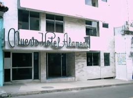 Hotel photo: Nuevo Hotel Alameda de Uruapan
