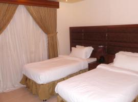 Hotel photo: Roseline Hotel Suites
