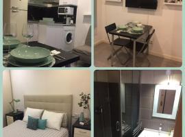 Hotel fotografie: moderno y luminoso apartamento