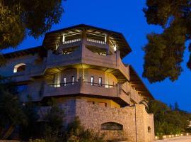 होटल की एक तस्वीर: Il Portico Luxury B&B