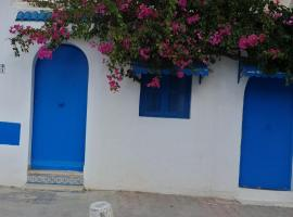 Hotel photo: studio cosy Hammamet centre