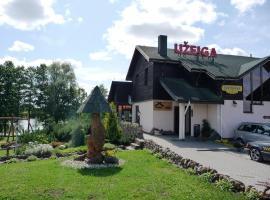 Hotel near Ukmergė