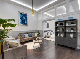 Hotel photo: d.Five Capital Luxury Apartment