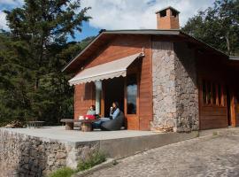 Hotel photo: BOSCO ANTIGUA cabins+sauna in the woods