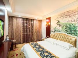 Hotel near Puyang