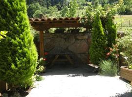 Hotel photo: Chalet Rural El Encanto