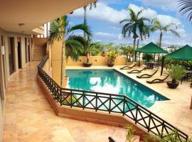 รูปภาพของโรงแรม: Hotel San Luis Lindavista