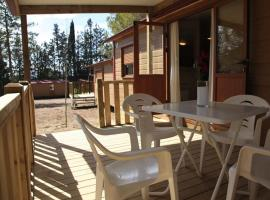 Hotel photo: Camping Bolaso