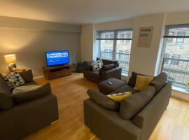 Hotel fotografie: Bell Street Luxury Apartments