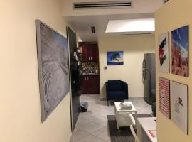 Hotel photo: BEST TOURISTS LOCATION in Amman with HEATING
