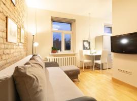 Hotel photo: Dream Rooms - Terbatas cozy studio apartment