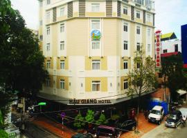 A picture of the hotel: Hau Giang Hotel