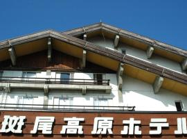 Hotel photo: Madarao Kogen Hotel