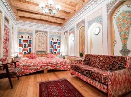 Hotel near אוזבקיסטן