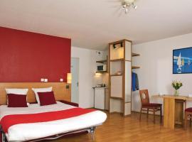 Hotel photo: Séjours & Affaires Lyon Saxe-Gambetta
