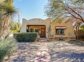 Hotel foto: Serene 2BR Tucson Bungalow House w/Beautiful Porch