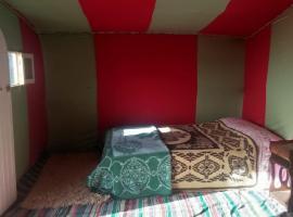 Hotel photo: camp mezouria centre m'hamid el ghizlan zagora