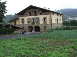 Hotel fotografie: Murueta Baserria