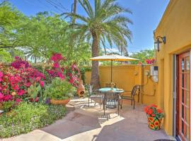 Hotel foto: Tucson Cottage w/ Patio - Mins From Downtown & UA!