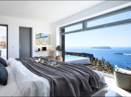 A picture of the hotel: Nature Eco Residences Santorini