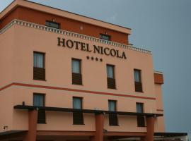 Хотел снимка: Hotel Nicola