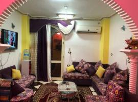 A picture of the hotel: Aswan apartment