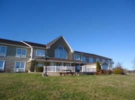 Hotel photo: Auberge Bouctouche Inn & Suites