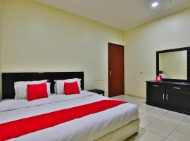Hotel photo: OYO 390 Rawaat Al Shahad Apartments Hotel